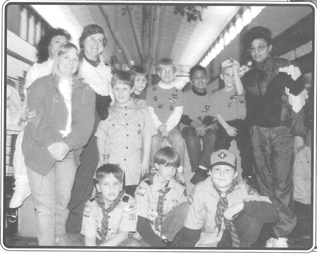 75AnnivHist_CubScouts_Scouting_For_Food