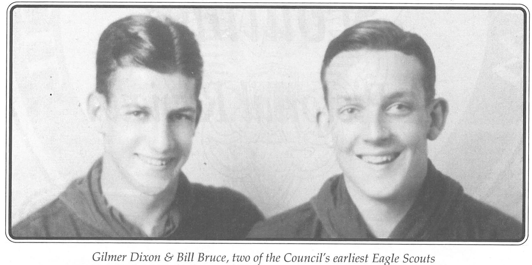 Early Eagle Scouts